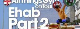 ATG on Tour Mohamed Ehab Egypt Monday Afternoon Training