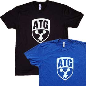 Get your ATG Shirt on Hookgrip