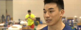 Chinese Weightlifting 2016 Spring Training