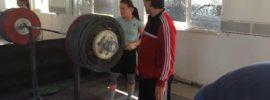 Cristina Iovu 175kg Back Squat 100kg Snatch