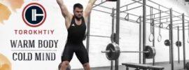 Aleksey Torokhtiy Pre Olympic 190kg Snatch Session
