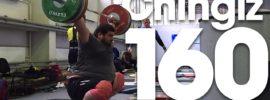 Chingiz Mogushkov Training Hall 2016 Russian Weightlifting Championships