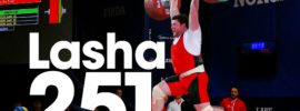 Lasha Talakhadze 251kg Clean & Jerk 2016 European Weightlifting Championships
