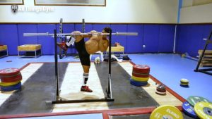 14-Mohamed-Ehab-Standing-bent-knee-stretch