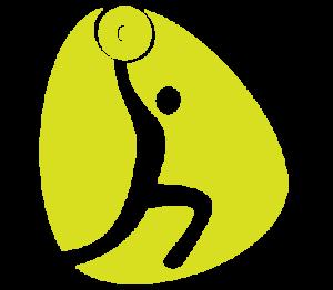 Rio Olympics Weightlifint Logo