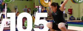 Ankhtsetseg Munkhjantsan105kg Snatch Session 2016 Junior World Weightlifting Championships