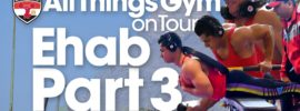 ATG on Tour Mohamed Ehab Egypt Part 3 Wednesday Morning Bodybuilding Training