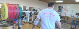 Dmitry Lapikov visits Aleksey Lovchev's Gym