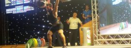 Kianoush Rostami 220kg Clean and Jerk World Record