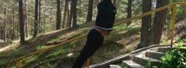 Mart Seim Stair Jumps
