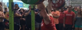 Aleksey Torokhtiy 255kg Jerk