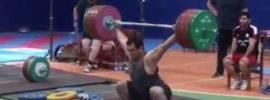 Sohrab Moradi 190kg Snatch + 230kg Clean & Jerk