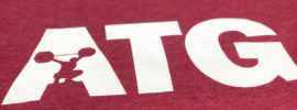 New ATG Logo Shirts