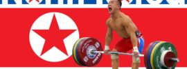 Team North Korea Full Session 2015 Worlds Training Hall – Om Yun Chol's Heavy Day