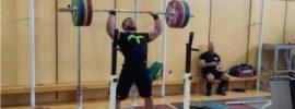 Dmitry Klokov & Dmitry Berestov Strict Pressing 165kg / 160kg