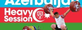 Team Azerbaijan Heavy Training Session 2015 Worlds