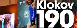 Dmitry Klokov 190kg Hang Snatch 2016 Power Weekend