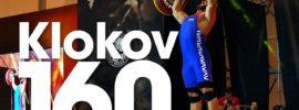 Dmitry Klokov Power Clean + Strict Press 160kg 2016 Klokov Power Weekend