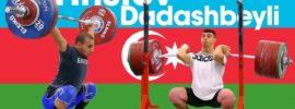 Valentin Hristov & Dadas Dadashbeyli 2015 Worlds Training Hall