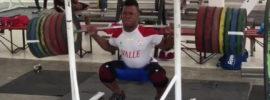 Yeison Lopez 280kg Squat