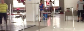 Yeison Lopez Hurdle Jumps