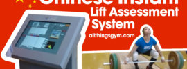 Chinese Weightlifting Instant Lift Assessment System Presentation