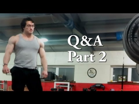 Clarence Kennedy Q Amp A Part 2 Squatting Frequency All