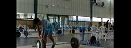 Ironmind Heavy Metal in Melbourne 1993 Training Hall *Full Video*