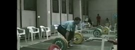 "Ironmind ""Turkish Tune-Up"" 1994 Worlds Training Hall Video with Naim Suleymanoglu, Halil Mutlu"