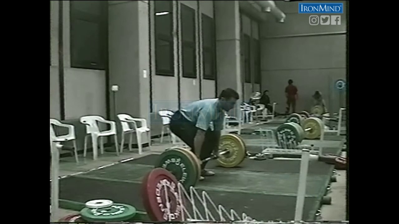 Ironmind Quot Turkish Tune Up Quot 1994 Worlds Training Hall Video