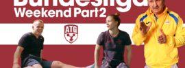 Rebeka Koha & Ritvars Suharevs Bundesliga Weekend Part 2 – 8 AM Morning Session