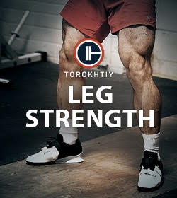 Torokhtiy Leg Strength Program