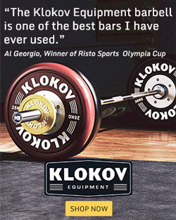 Shop Klokov Equipment