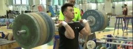 Team China Preparing for 2017 Chinese National Games