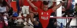 Yeison Lopez 165kg Snatch