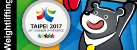 2017 Universiade Taipei Weightlifting