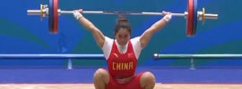 Deng Wei 113kg Snatch + 138kg Clean & Jerk 2017 Chinese National Games