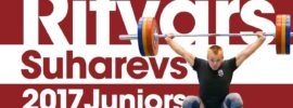 Ritvars Suharevs Training Session 2017 Junior Worlds