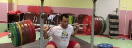 Sohrab Moradi 315kg Squat