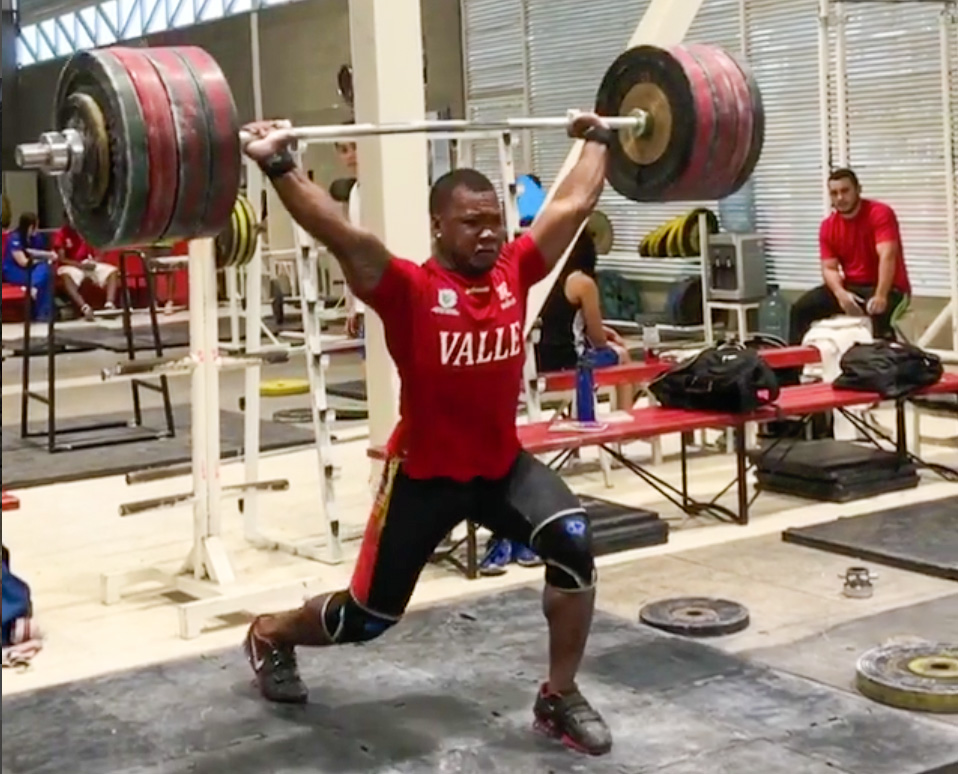 Yeison Lopez 200kg Clean Amp Jerk All Things Gym