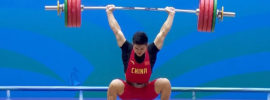 Shi Zhiyong & Liao Hui at 2017 Chinese National Games (198kg vs 194kg Clean & Jerk)
