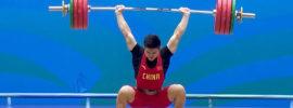 Shi Zhiyong & Liao Hui at 2017 Chinese National Games (198kg vs 194kg Clean & Jerk)