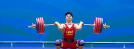 Tian Tao 223kg Clean 2017 Chinese National Games