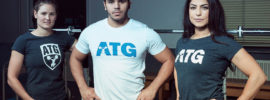 ATG Shirts Now Available on German Weightlifting Shop