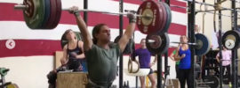 Harrison Maurus 195kg Clean & Jerk (+ 190kg Clean Front Squat Jerk)