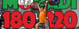 Sohrab Moradi Heavy Training before Worlds 2017