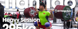 Tian Tao's Heavy Session